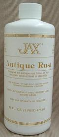 JAX® Antique Rust