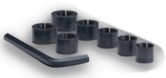 Extra Collet Set for Inside Ring Holder