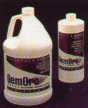 GemOro Ultrasonic Cleaning Solution